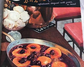 Vintage Good Housekeeping Ten P.M. cook book