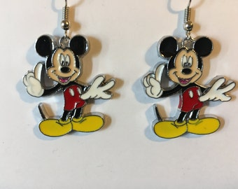 Mickey Mouse Earrings  E32