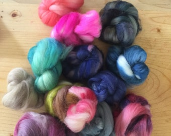 Superwash merino scraps kit 3