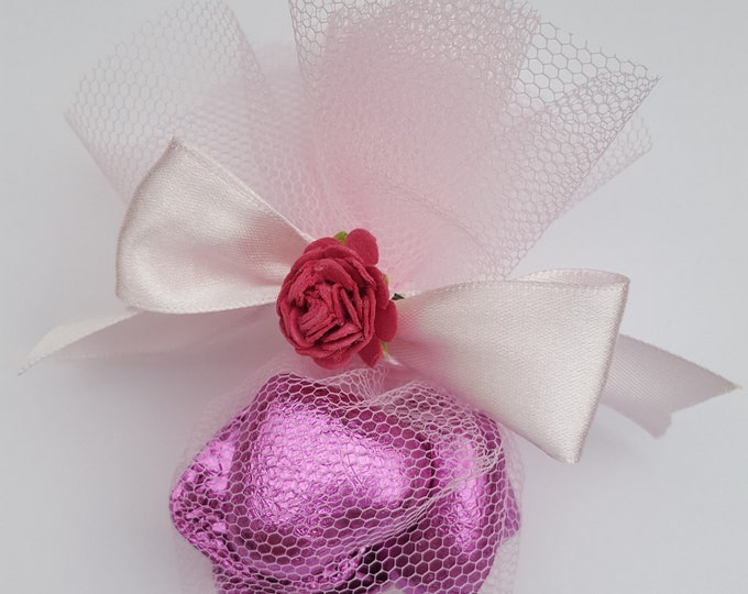 Baby shower wedding candy chocolate favours
