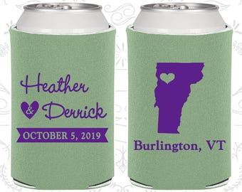 Sage Green Wedding, Sage Green Can Coolers, Sage Green Wedding Favors, Sage Green Wedding Gift, Sage Green Wedding Decor (144)