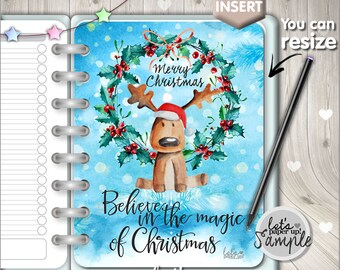 60%OFF - Christmas Planner Insert, Printable Planner Insert, Planner Divider, Planner Quotes, Planner Dashboard, Kawaii Planner, DIY