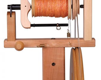 Ashford Kiwi Sliding Hook Kit and 90 mm Sliding Hook Flyer bobbin
