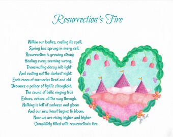 Original art and poetry, healing, health, inspirational, spiritual