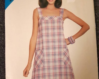 Butterick 5018, Misses Dress Sewing Pattern