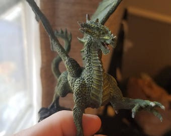 Painted Dragon Mini
