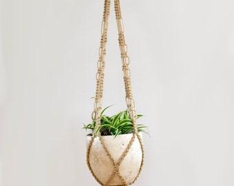 Macrame Plant Hanger / 30 Inch / Twine / Home decor
