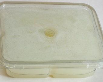 Melt and Non-Certified Organic Moisturizing Soap Base, Made in UK, 1 Kilo (2.2 lb.) block, Kosher, Stephenson