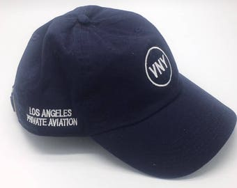 Los Angeles Hollywood Van Nuys Napa Valley Private Aviation Netjets Hat