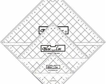 Bloc Loc Half Square Triangle Set #2