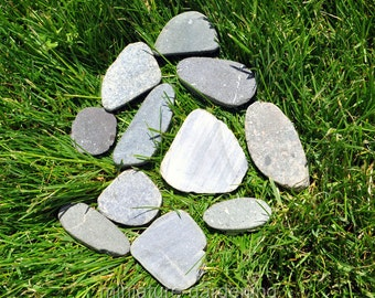 Garden Walk Stones for Miniature Garden, Fairy Garden