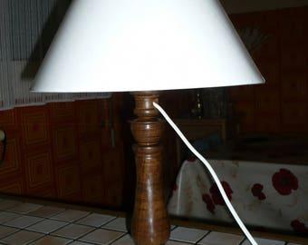 Lamp in ipe Brazil (1)