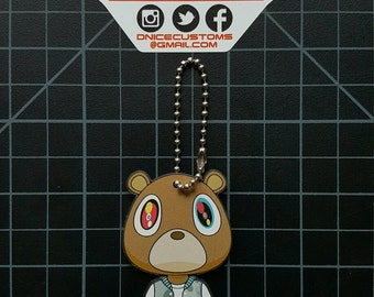 College Dropout Bear Hangtag/Keychain