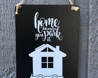 Home is Where You Park It Tiny House
