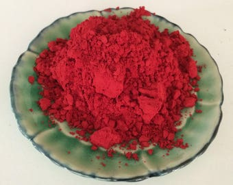 Cochineal Extract Powder - Natural Dyes - 1 ounce package