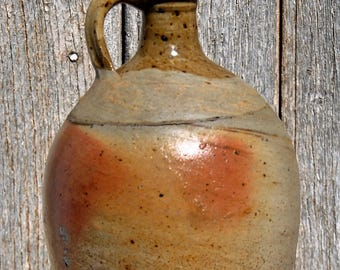 French earthenware pitcher