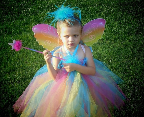 sc 1 st  Etsy & Fairy Costume-Girls Fairy Costume-Toddler Fairy Costume-Baby