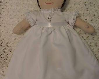 New - Baptism / Christening Doll - Special Order Only