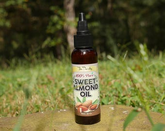 Sweet Almond Oil 2oz
