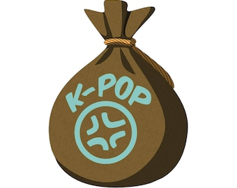 K-Pop Grab Bag, K Pop Lucky Pack, Mystery Grab Bag, K Pop Gift Box, K Pop Swag, K Pop Swag bag, Lucky Pack, K pop Theme, Kpop Lucky Pack 30