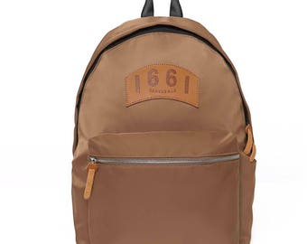 The Highest Quality Canvas Backpack - There is no available better quality class CANVAS bag