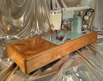 Beautiful Table Top American Birch wood Sewing Base