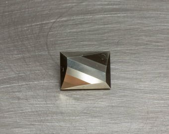 Pyrite Loose Natural Faceted Metallic Fools Gold Gemstone Perfect for Collection