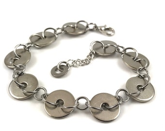 Chain Bracelet Hardware Jewelry Link Bracelet