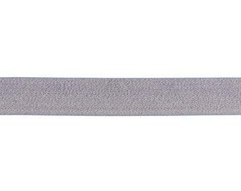 1 m rubber band Jeans Blue mottled-40 mm wide