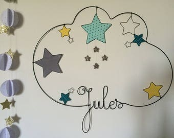 Name wire stars Jules