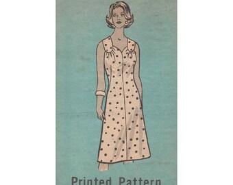 Women's Sundress Sewing Pattern Misses Half Size 18 Vintage 1980's Mail Order 9019