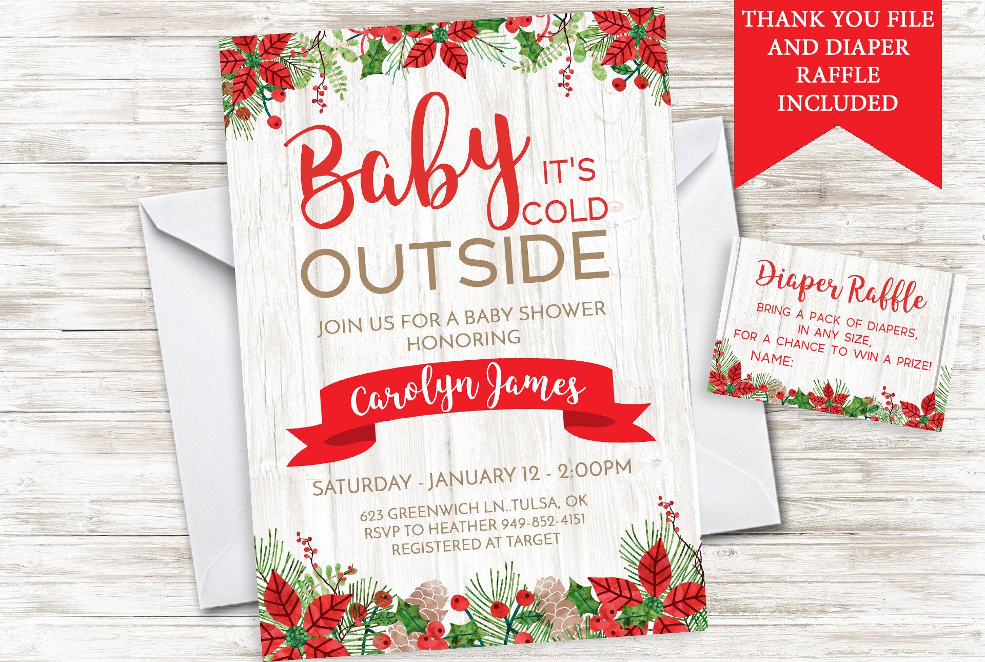 Funky Spanish Baby Shower Invitation Motif - Invitations and ...
