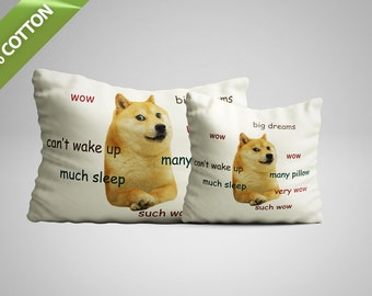 Doge pillow | Etsy on