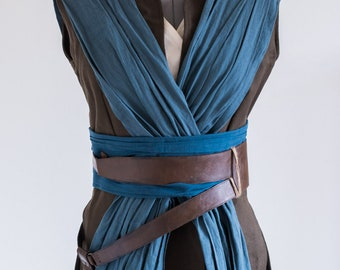 Star Wars - Rey Full Cosplay Costume The Last Jedi