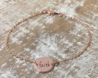 Graduation Gift - Gift For Her - Gift for girlfriend - Romantic gift - Gift for her - Love gift - Faith