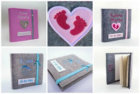 baby fotoalbum junge album babybuch babyalbum taufe. Black Bedroom Furniture Sets. Home Design Ideas