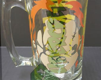 Hidey-Ho Childs Play Chucky Glass Mug