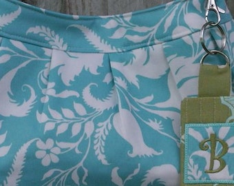 Larger Buttercup Purse Featuring Amy Butler's Lark Fabric, Free Shipping