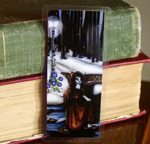Five of Pentacles Bookmark