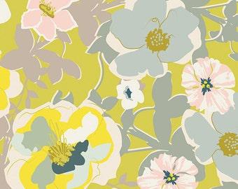 Heartland - Blomma Garden Golden - Pat Bravo - Art Gallery Fabrics (HRT-95300)