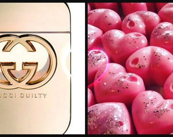 6 Gucci Guilty Designer Perfume  Type Soy Wax Melts
