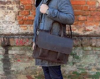 MENS LEATHER BAG, mens leather shoulder bag, mens bag leather, laptop bag men, mens leather bag brown color, mens leather bag unique design