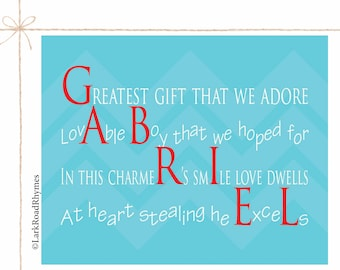 Personalized baby gifts baby name gift new baby gift name art baby gifts personalized baby boy nursery new baby boy gift nursery prints newborn keepsake custom name negle Choice Image