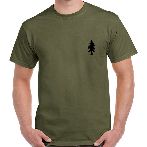 Pineland Special Forces 2 Sided T-Shirt 0906-2 ozLTaFrsR