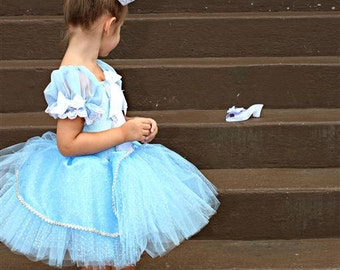 Cinderella costume, princess custom costume 3