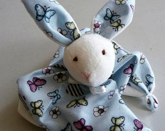 A cute rabbit plush Butterfly