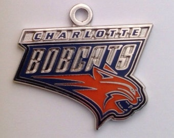 Charlotte Bobcats Charm