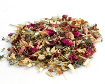 Custom Herbal Tea - Blend your favorite herbs