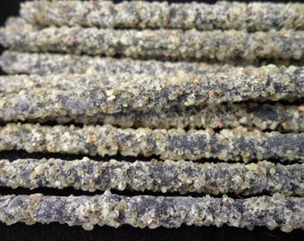 40 Sticks Mayan Copal Grey Deluxe Resin with Lagrima Incense Long Lasting Natural Hand Rolled Chiapas Mexico