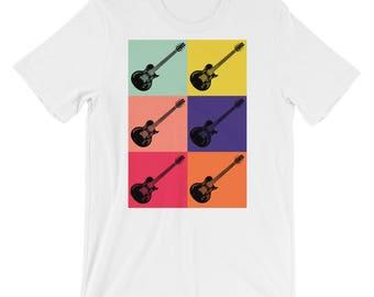 Classic Rock Shirt | Rock Guitar Shirt | Guitar T-Shirt | Vintage Guitar Shirt | Rock N Roll Shirt | Guitarist Gift | Retro Clothing